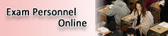 Exam Personnel Online