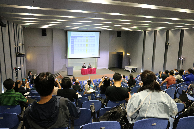 香港中学文凭考试预测等级研究计划及校本评核简介会