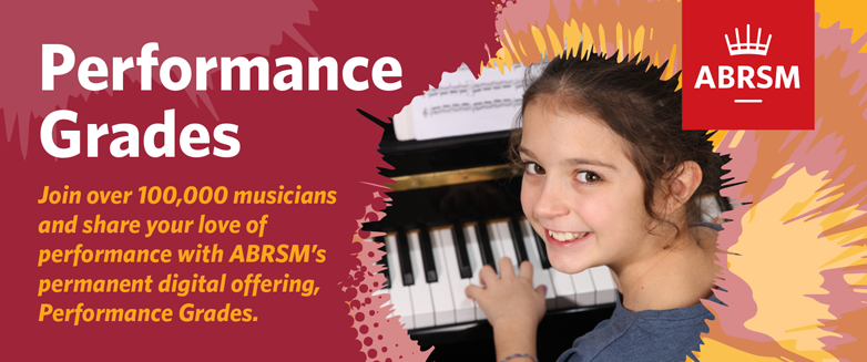 ABRSM Digital Performance Grades